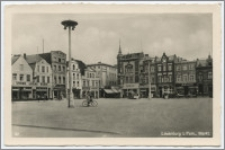 Lauenburg i. Pom. : Markt