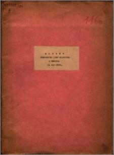 Budżet Pomorskiej Izby Rolniczej w Toruniu na Rok 1924