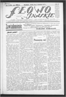 Słowo Kujawskie 1923, R. 6, nr 5