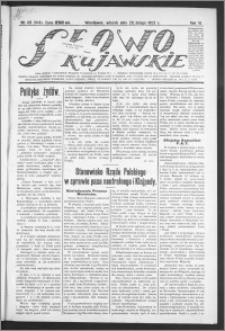 Słowo Kujawskie 1923, R. 6, nr 40