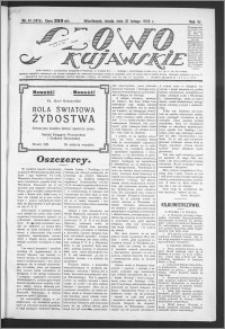 Słowo Kujawskie 1923, R. 6, nr 41
