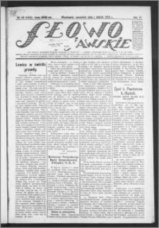 Słowo Kujawskie 1923, R. 6, nr 48