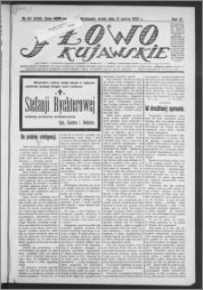 Słowo Kujawskie 1923, R. 6, nr 64