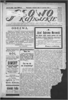Słowo Kujawskie 1923, R. 6, nr 89
