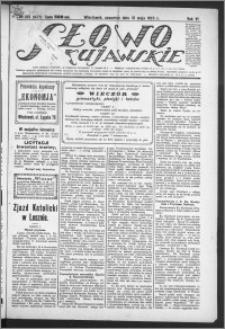 Słowo Kujawskie 1923, R. 6, nr 103