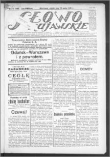 Słowo Kujawskie 1923, R. 6, nr 114