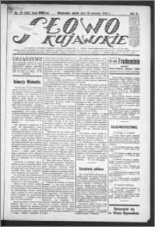 Słowo Kujawskie 1923, R. 6, nr 137