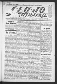 Słowo Kujawskie 1923, R. 6, nr 143