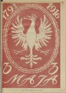 1791-1916. 3 maja [W Kozienicach]