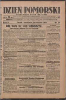 Dzień Pomorski 1933.01.29, R. 5 nr 24