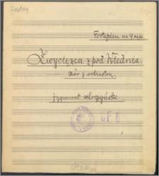 Zwycięzca z pod Wiednia : chór [mieszany] z orkiestrą