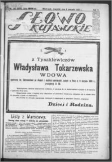 Słowo Kujawskie 1923, R. 6, nr 170