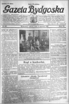 Gazeta Bydgoska 1927.06.04 R.6 nr 127