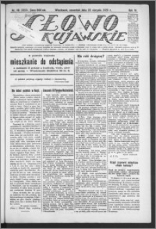 Słowo Kujawskie 1923, R. 6, nr 181
