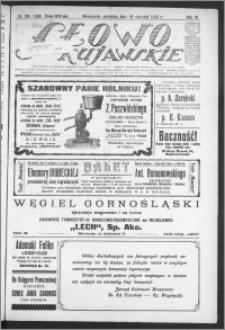 Słowo Kujawskie 1923, R. 6, nr 184