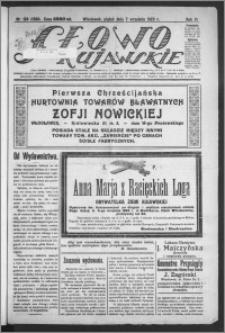 Słowo Kujawskie 1923, R. 6, nr 194