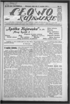 Słowo Kujawskie 1923, R. 6, nr 197