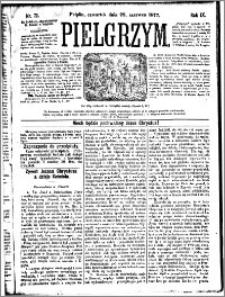 Pielgrzym, pismo religijne dla ludu 1877 nr 72