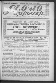 Słowo Kujawskie 1923, R. 6, nr 206