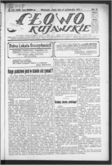 Słowo Kujawskie 1923, R. 6, nr 224