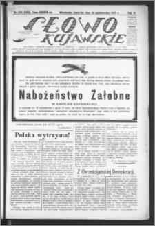Słowo Kujawskie 1923, R. 6, nr 228