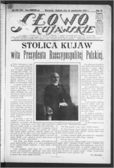 Słowo Kujawskie 1923, R. 6, nr 237