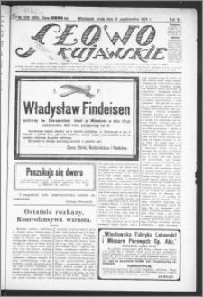 Słowo Kujawskie 1923, R. 6, nr 239