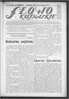 Słowo Kujawskie 1923, R. 6, nr 247