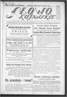 Słowo Kujawskie 1923, R. 6, nr 261