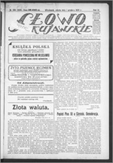 Słowo Kujawskie 1923, R. 6, nr 265