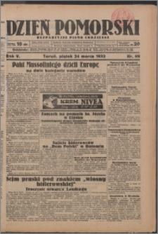 Dzień Pomorski 1933.03.24, R. 5 nr 69