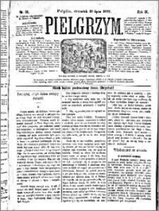 Pielgrzym, pismo religijne dla ludu 1877 nr 80