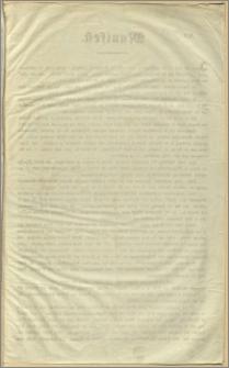Manifest : Posen, den 11. April 1848