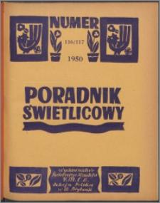 Poradnik Świetlicowy / Polska YMCA w W. Brytanii 1950, R. 11 nr 116-117