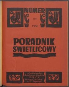 Poradnik Świetlicowy / Polska YMCA w W. Brytanii 1950, R. 11 nr 118