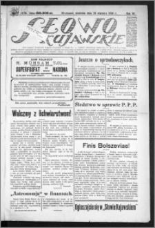Słowo Kujawskie 1924, R. 7, nr 17