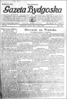 Gazeta Bydgoska 1927.07.01 R.6 nr 147