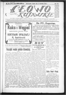 Słowo Kujawskie 1924, R. 7, nr 82