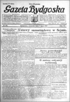 Gazeta Bydgoska 1927.07.07 R.6 nr 152