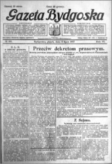 Gazeta Bydgoska 1927.07.08 R.6 nr 153