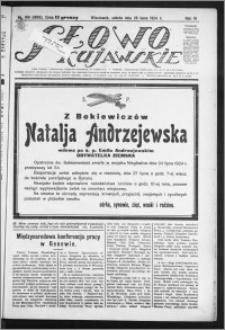 Słowo Kujawskie 1924, R. 7, nr 169