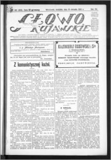 Słowo Kujawskie 1924, R. 7, nr 182