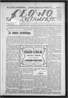 Słowo Kujawskie 1924, R. 7, nr 215