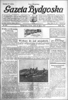 Gazeta Bydgoska 1927.07.13 R.6 nr 157
