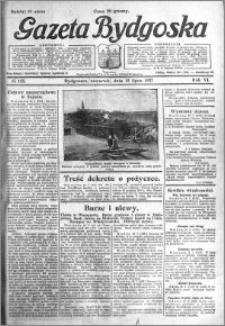 Gazeta Bydgoska 1927.07.14 R.6 nr 158
