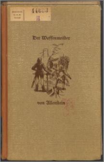 Der Waffenmeister von Allenstein : Erzählung aus den Tagen der ersten Schlacht von Tonnenberg