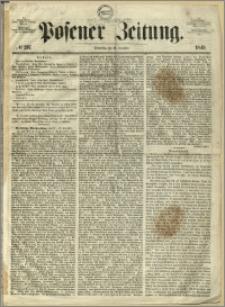 Posener Zeitung, 1849.12.20, nr 297
