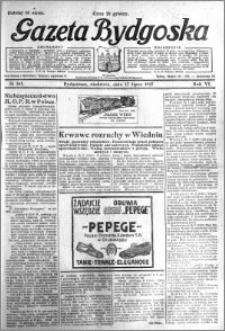 Gazeta Bydgoska 1927.07.17 R.6 nr 161