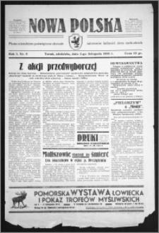 Nowa Polska 1933, R. 1, nr 9