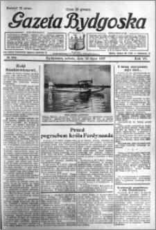 Gazeta Bydgoska 1927.07.23 R.6 nr 166